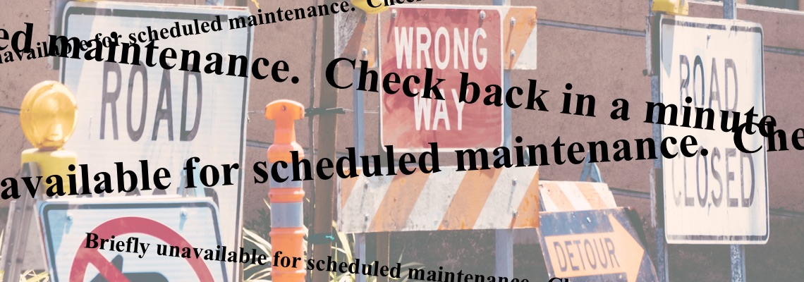 Are you stuck in WordPress maintenance mode?
